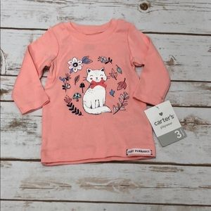 ***Carters NWT 3m Top